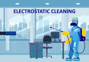 What You Should Know About Electrostatic Disinfectant for Businesses