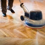 Commercial Floor Waxing in Charlotte, North Carolina